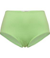 adrianna bikini hipsters bikinitrosa grön underprotection