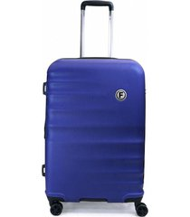"maleta aero racer azul 24 f"""