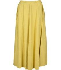 mm6 maison margiela mm6 eco leather skirt