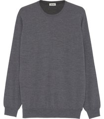 'brendon' virgin wool sweater
