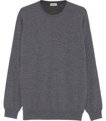 'brendon' virgin wool sweater