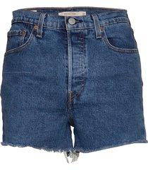 ribcage short charleston erosi shorts denim shorts blå levi´s women