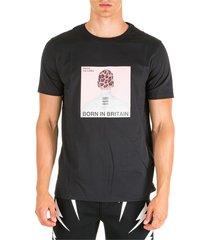 neil barrett album cover t-shirt