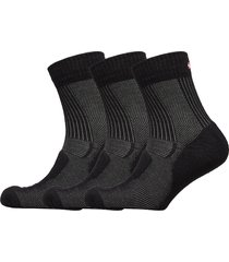 merino wool light hiking socks 3 pack underwear socks regular socks svart danish endurance
