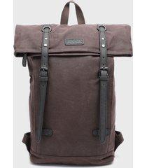 mochila  sequoia  marrón rocha