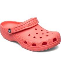 classic shoes summer shoes sandals röd crocs