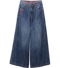 bootcut jeans desigual 19wwdd39