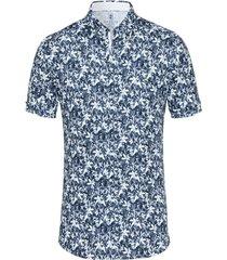 desoto dress hemd 31931-3 blauw