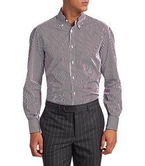 bengal stripe sport shirt