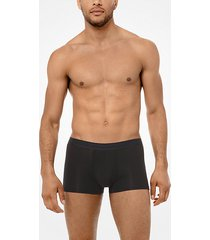 mk shorts in cotone stretch 3 pezzi - nero (nero) - michael kors