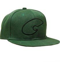 gorra verde buxter snapback skytop