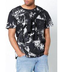 dr denim archer tee t-shirts & linnen svart