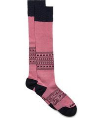 svala sock lingerie socks knee high socks lila kari traa
