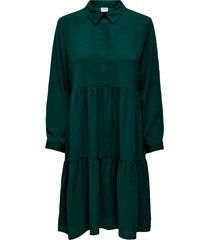 klänning jdypiper l/s shirt dress wvn