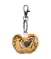 chaveiro tigor t. tigre  amarelo