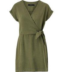 klänning vmlisa ss short wrap dress