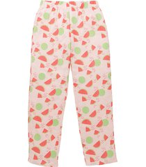 pantalon rosado  offcorss