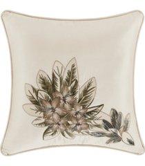 "j queen new york palm beach 20"" square pillow bedding"