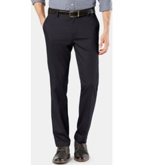 dockers men's big & tall signature modern tapered fit stretch pants