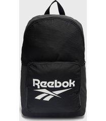 mochila cl fo backpack negro reebok