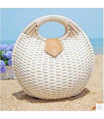 handbag summer beach bags small bag woman straw bags womens handbag rattan bag