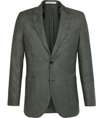 profuomo jacket flannel structure army
