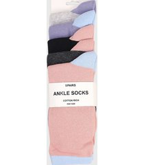 calcetines brave soul multicolor - calce regular