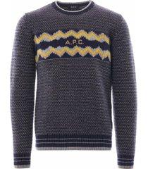 pullover ben sweatshirt - dark navy h23988-iak
