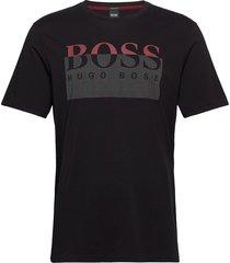 thady 1 t-shirts short-sleeved svart boss