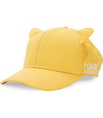 cat ear baseball cap