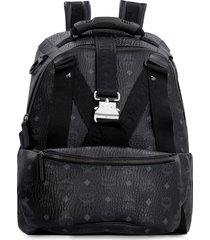 mcm jemison leather backpack