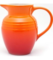 jarra 2 litros laranja le creuset
