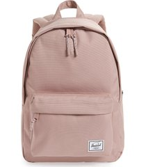 herschel supply co. classic mid volume backpack - pink