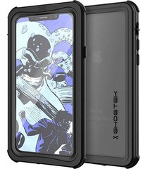 estuche protector ghostek nautical 2 iphone x/xs - negro