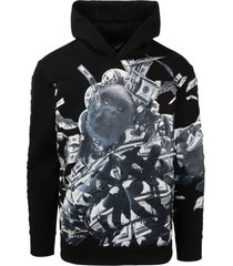 philipp plein pp dollar hoodie