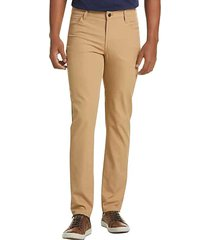 awearness kenneth cole men's sand slim fit casual pants - size: 38w x 32l