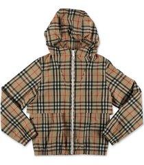 wilbur hoohed jacket