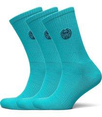 matayo crew tech socks 3 pack underwear socks regular socks grön bidi badu