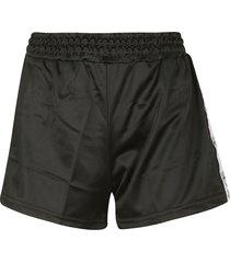 chiara ferragni tape id track shorts