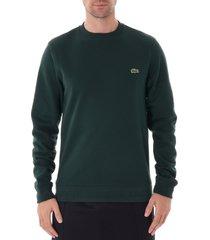 contrast accents sweatshirt - green sh8577-yzp