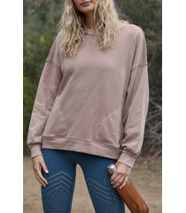 women's free people fp movement metti crewneck sweatshirt