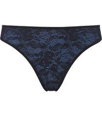 the art of love 4 cm string | bijou blue - s
