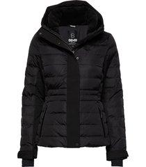 andina w primaloft j outerwear sport jackets svart 8848 altitude