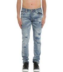 super straight cut rock jeans
