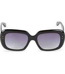 54mm amoroso square sunglasses