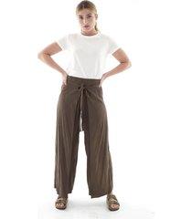 pantalón casual - mujer