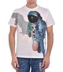 t-shirt print white