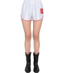 mcq alexander mcqueen baseball shorts
