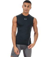 mens armour sleeveless compression shirt