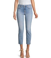 roxanne luxe vintage ankle skinny jeans